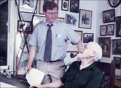 Cullen Murphy (writer) and John Cullen Murphy (artist).