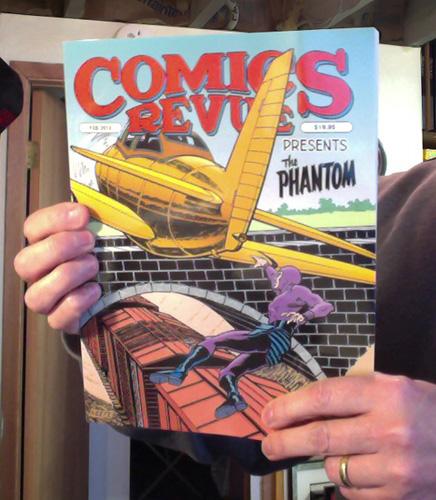 Comics Revue