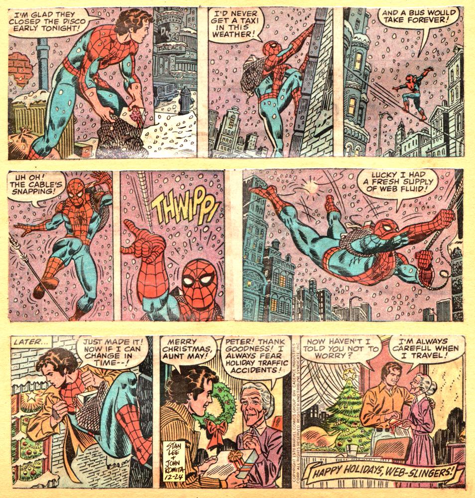 Amazing Spider-Man - December 24, 1978