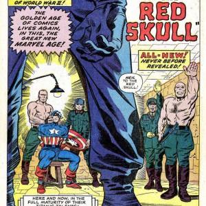Red Skull Origin