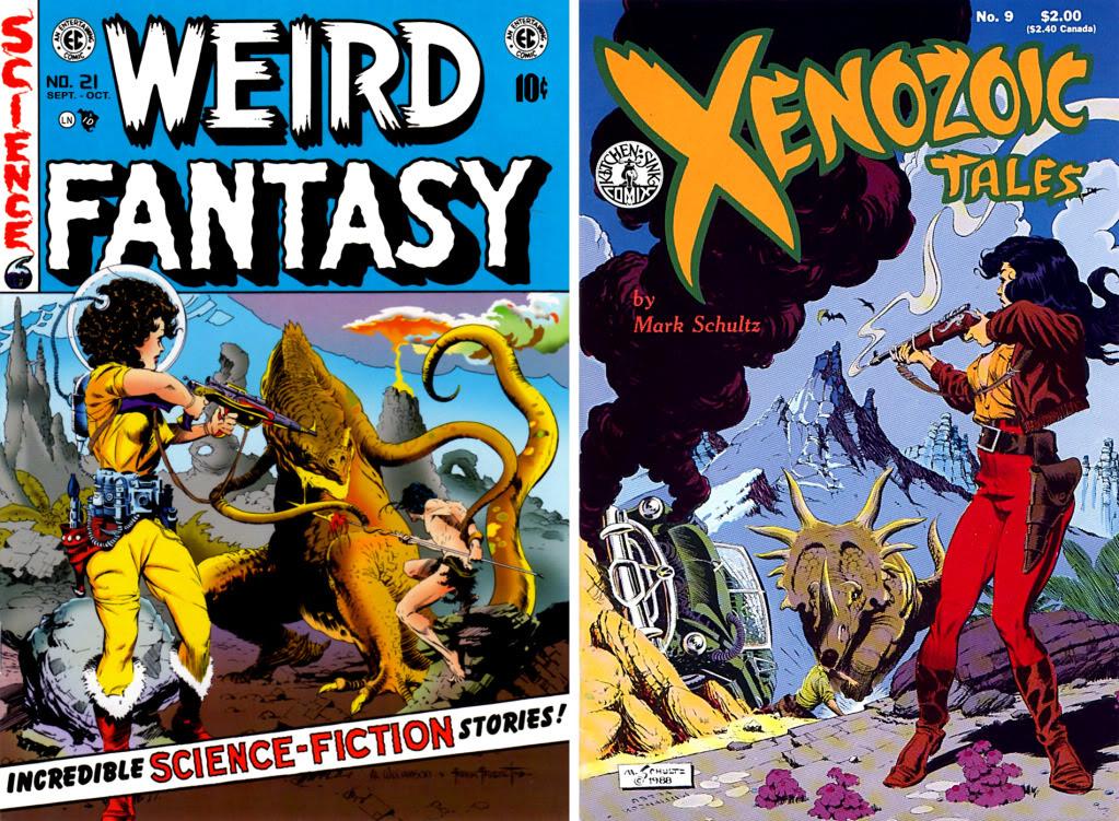 WeirdFantasy.XenozoicTales