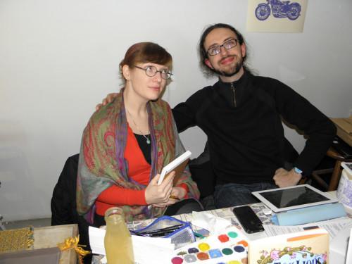 Ursula Murray Husted & Bryan Bornmueller