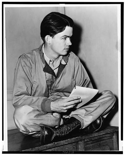 Bill Mauldin - 1945