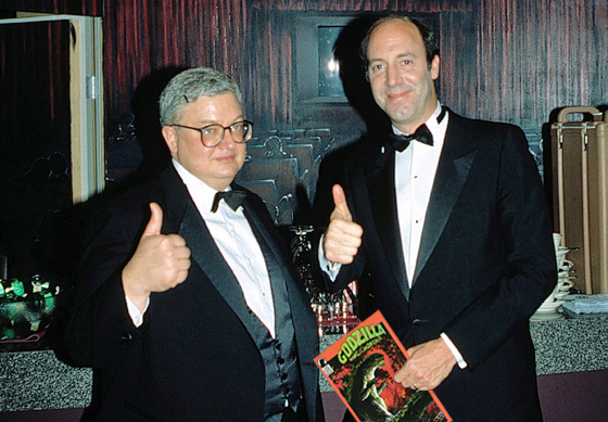 Siskel and Ebert.