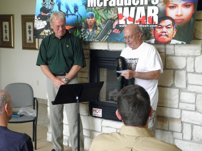 Al Horner and Craig MacIntosh.