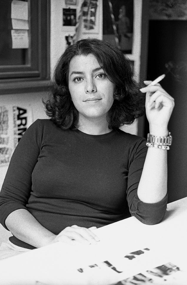 Marjane Satrapi (Persepolis)