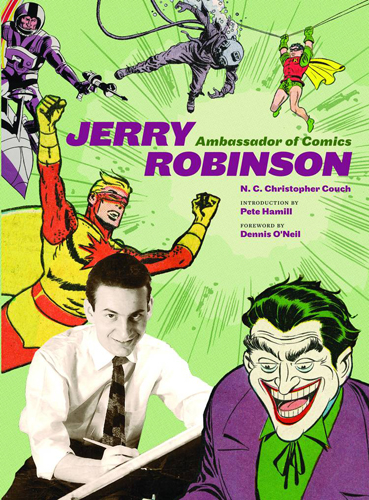 jerry-robinson-ambassador