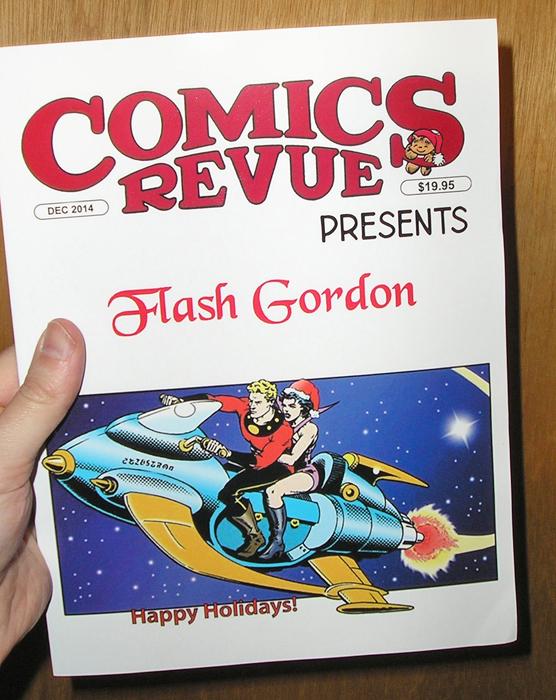 Comics Revue 2014