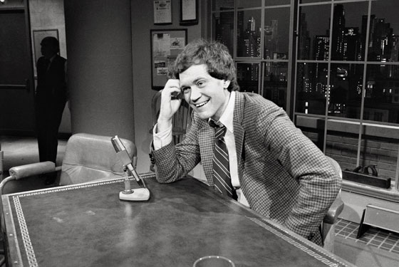Late Night with David Letterman - 1982