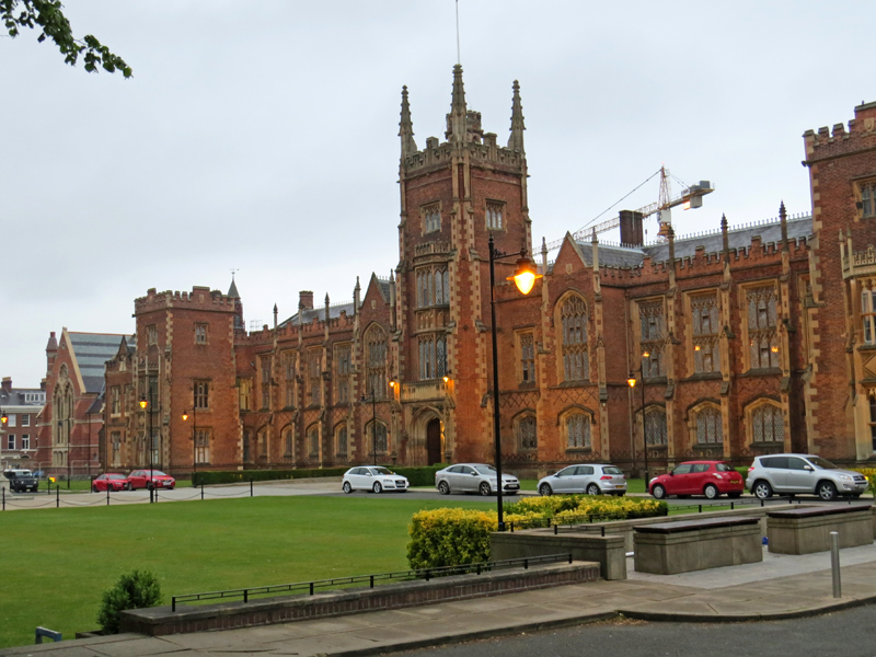 Queens University - Belfast, Ireland