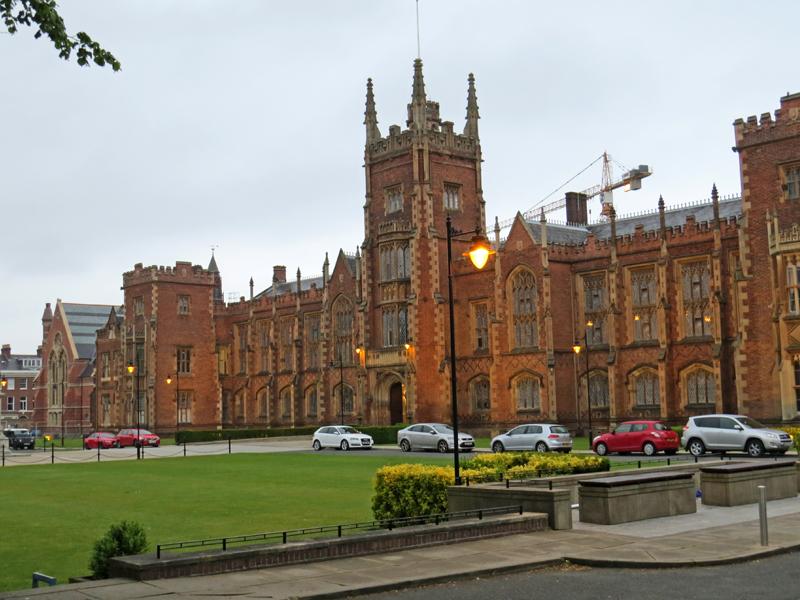 Queens University - Belfast, Ireland