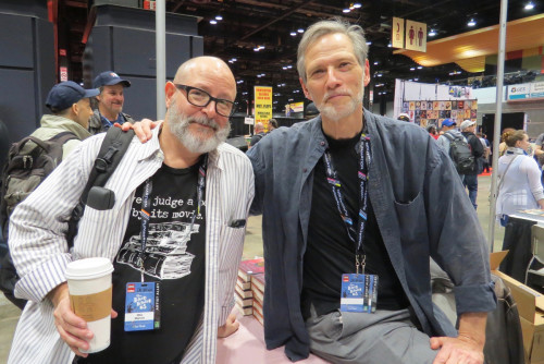 Mike Mignola and Gary Gianni