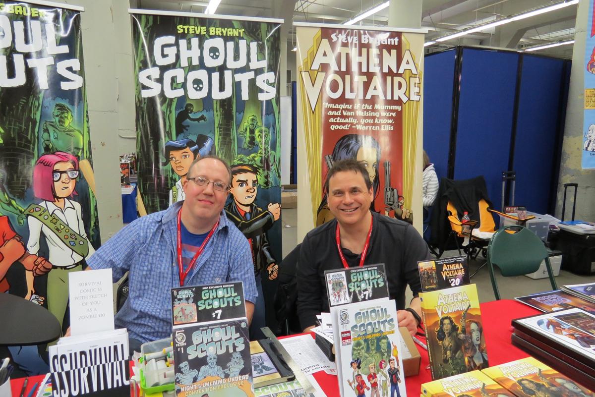 Mark Stegbauer and Steve Bryant