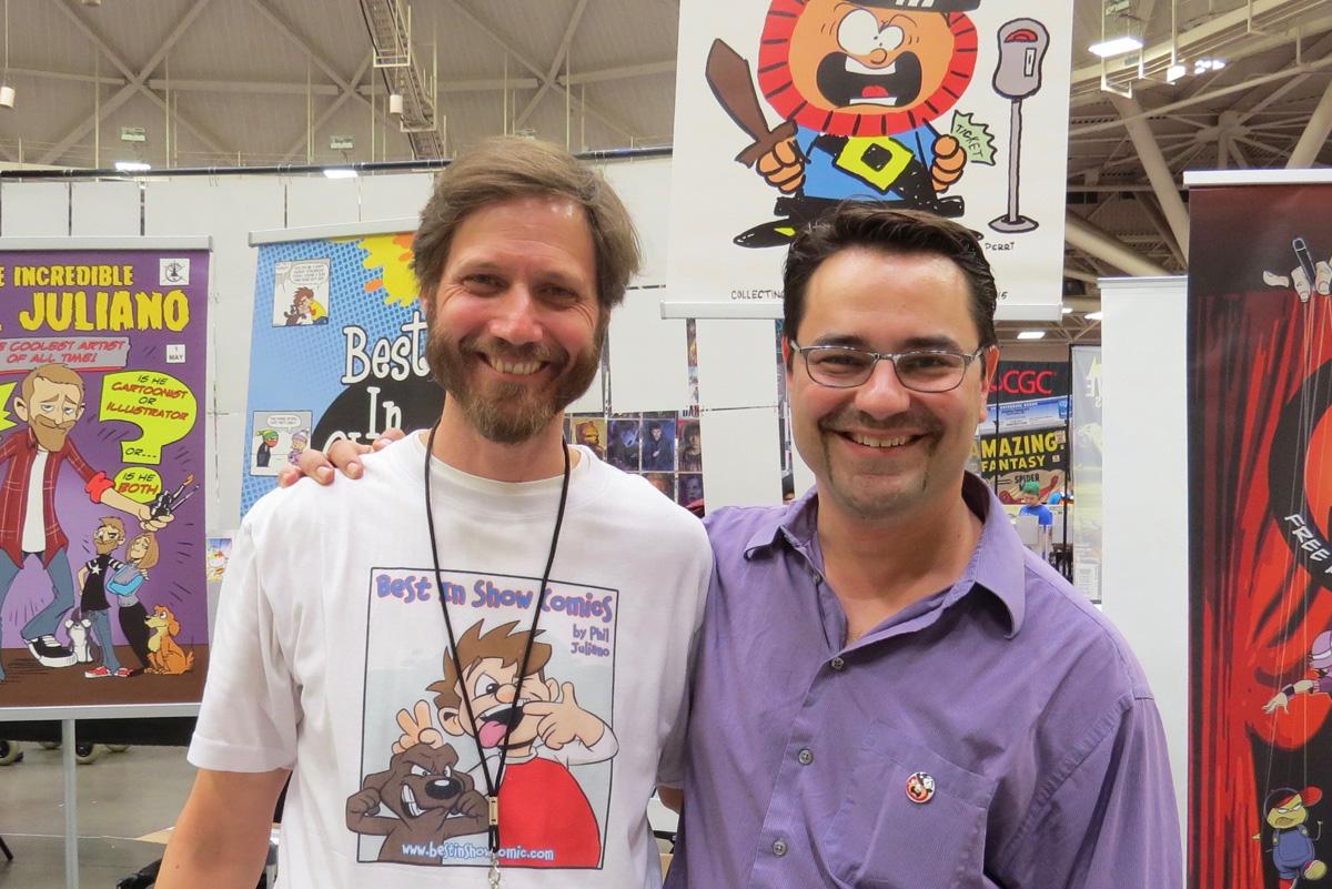 Phil Juliano and Brad Perri
